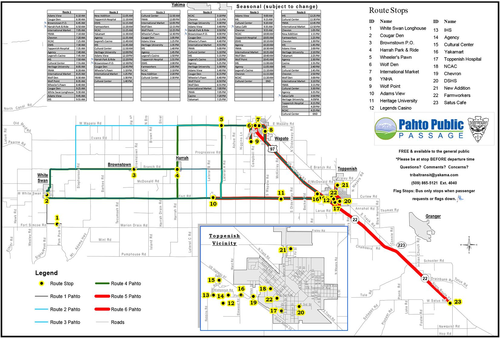 Pahto Transit Yakama Eco Dev